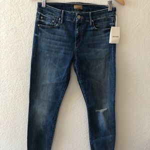 MOTHER The Looker High Waisted Skinny Jean 29